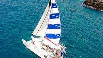 Deluxe Sail & Snorkel Captain Cook Monument at Kealakekua Bay, Big Island of Hawaii, Sailing Trips