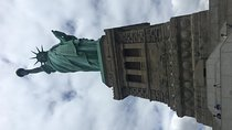 Private Statue of Liberty and Ellis Island Tour by Energetic University Student, New York City, ...