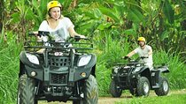 Full-Day Bali Adventure Tour with Quad Bikes and Rafting, Kuta, Full-day Tours