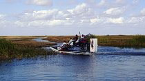 Everglades Airboat Private Nature and History Tour Tickets