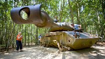 Cu Chi tunnels half day tour by Bus in the Morning, Ho Chi Minh City, Day Trips