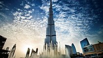 Burj Khalifa 'At The Top' and Desert Dinner with Sand Boarding