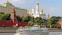 All-inclusive private tour: Moscow Highlights Overview tour and River Cruise Tickets