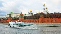 Moscow Scenic River Cruise with Guide Tickets