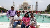 Delhi to Agra By Train Gatimaan or Shatabdi Express, New Delhi, Cultural Tours