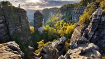 Prague Small-Group Day Trip: Elbe Sandstones Natural Reservation Including Elbe Canyon and Bastei...