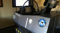 F-16 Fighter Jet Simulator Experience, Clearwater, null