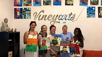 Vineyarts Evening Paint & Sip Tour, Rome, Painting Classes