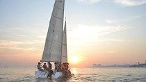 Sunset Sailing in Mumbai Harbour, Mumbai, Sailing Trips