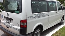 One Way Private Airport Transportation to or from Playa, Van up to 03 Passengers, Playa del Carmen