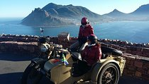 Cape Town City 2 hour sightseeing tour by Vintage Sidecar Tickets