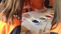 Mosaic class for children in Barcelona, Barcelona, Kid Friendly Tours & Activities
