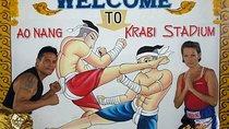 RingSide Seats Fight Night MuayThai Kickboxing, Krabi, Cultural Tours