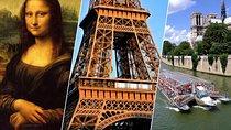 Paris in One Day: Eiffel Tower Summit, Louvre, Montmartre, Seine River Cruise