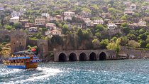 Shore Excursion: Lazy Day Boat Trip, Alanya, Private Sightseeing Tours