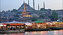 Full-Day Guided Tour of Istanbul, from Antalya including Domestic Flights, Istanbul, null