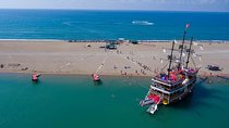 All Inclusive Manavgat River Boat Trip, Side, Day Trips