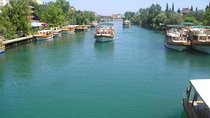 Manavgat River Cruise with Grand Bazaar and Lunch from Side, Turkish Riviera, Day Trips