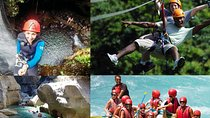 Rafting Canyoning and Zipline Adventure from Kemer, Kemer, 4WD, ATV & Off-Road Tours