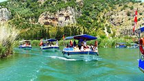 Dalyan Boat Trip from Marmaris or Icmeler with River Cruise, Turtle Beach, Mud Baths and Lunch,...