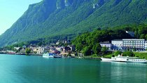 Swiss riviera with long cruise in Montreux and Lavaux Unesco sightseeing Tour from Geneva, Geneva,...