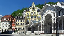 Day-Trip to Karlovy Vary Spa with Walking Tour from Prague, Karlovy Vary, Private Day Trips