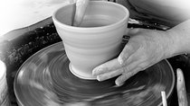 Half Day Pottery Wheel Class, New Orleans, Pottery Classes