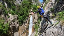 Cetina River Extreme Canyoning Adventure from Split, Split, Climbing
