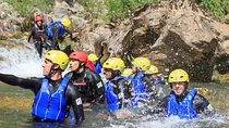 Basic Canyoning on Cetina River from Split, Dalmatia, Climbing