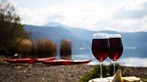Castel Gandolfo Wine and Food Tasting Kayak Tour, Rome, Kayaking & Canoeing