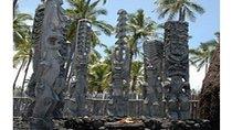 Kona History Tour, Place of Refuge, Coffee Plantation & Painted Church, Big Island of Hawaii,...
