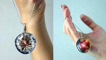 Magic Amulet - Glass Painting Creative Art Workshop, Bangkok, Craft Classes