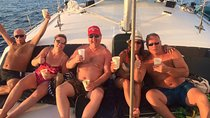 Sunset Catamaran Tour with Open Bar at Flamingo Beach, Playa Flamingo, 4WD, ATV & Off-Road Tours