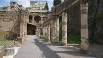 Ancient Herculaneum Small Group Tour with Skip-the-Line Access Tickets