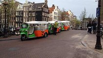 Amsterdam City Tour by Tuk-Tuk with Cheese Tasting Tickets