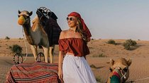 4 in 1 package sale (Dubai City tour-Safari-dinner cruise-Abu Dhabi City tour)