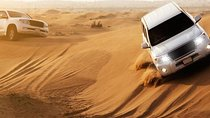 Sunset Desert Safari Dubai with BBQ Dinner