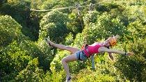 Playa del Carmen Cenote Tour: Snorkeling, Rappelling and Ziplining, Playa del Carmen