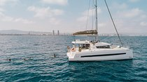 Unique BBQ experience in a luxury catamaran in Barcelona Tickets