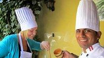 Kochkurs mit Marktführung und exotischer Obstverkostung