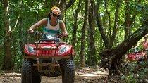 Native's Park ATV Adventure in Playa del Carmen Including Cenote Swim, Cancun