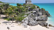 Exclusive: Early Access to Tulum Ruins from Riviera Maya, Playa del Carmen