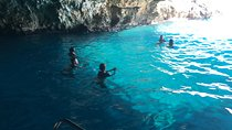 Boat Tour Kotor - Lady of the the Rock - Blue Cave -Every 3 hours