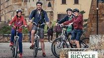 Mallorca Shore Excursion: Palma Bike Tour Including Palma Cathedral and Parc de la Mar Tickets