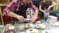 Private Cooking Class and Market Tour - Up to Two Persons Tickets