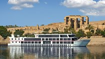 From Luxor to Aswan 5 Day 5 Star Nile Cruise Guided Tours, Luxor, Day Cruises