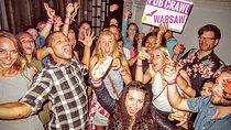 #1 Pub Crawl Warsaw with Premium Open Bar Tickets