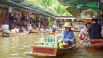 Floating Markets Tagesausflug ab Bangkok