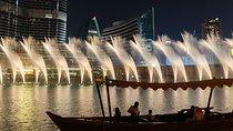 Dubai Fountain Show and Boat Ride Tickets