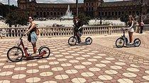 Kickscooter electric tour Sevilla